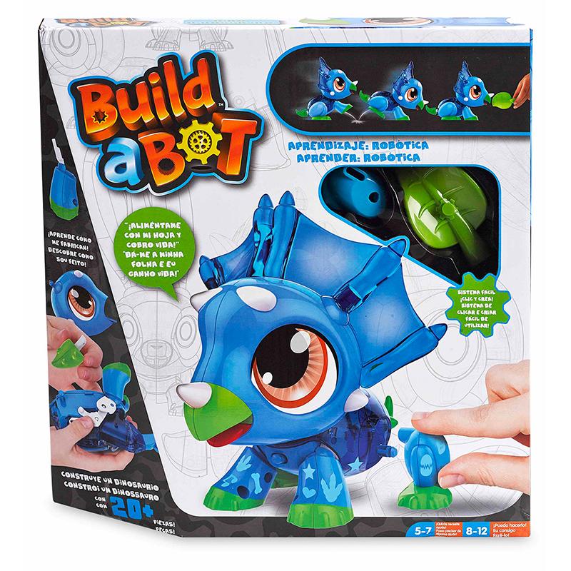 Build a Bot: Bunny & Dino
