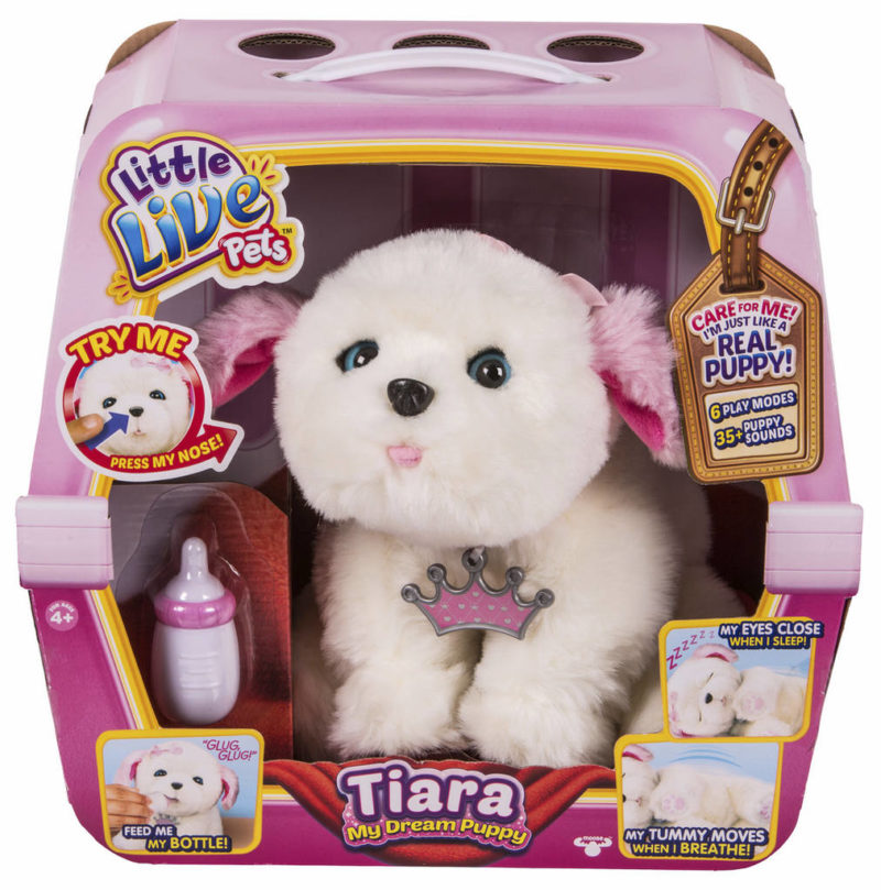 Little Live Pets Tiara My Dream Puppy