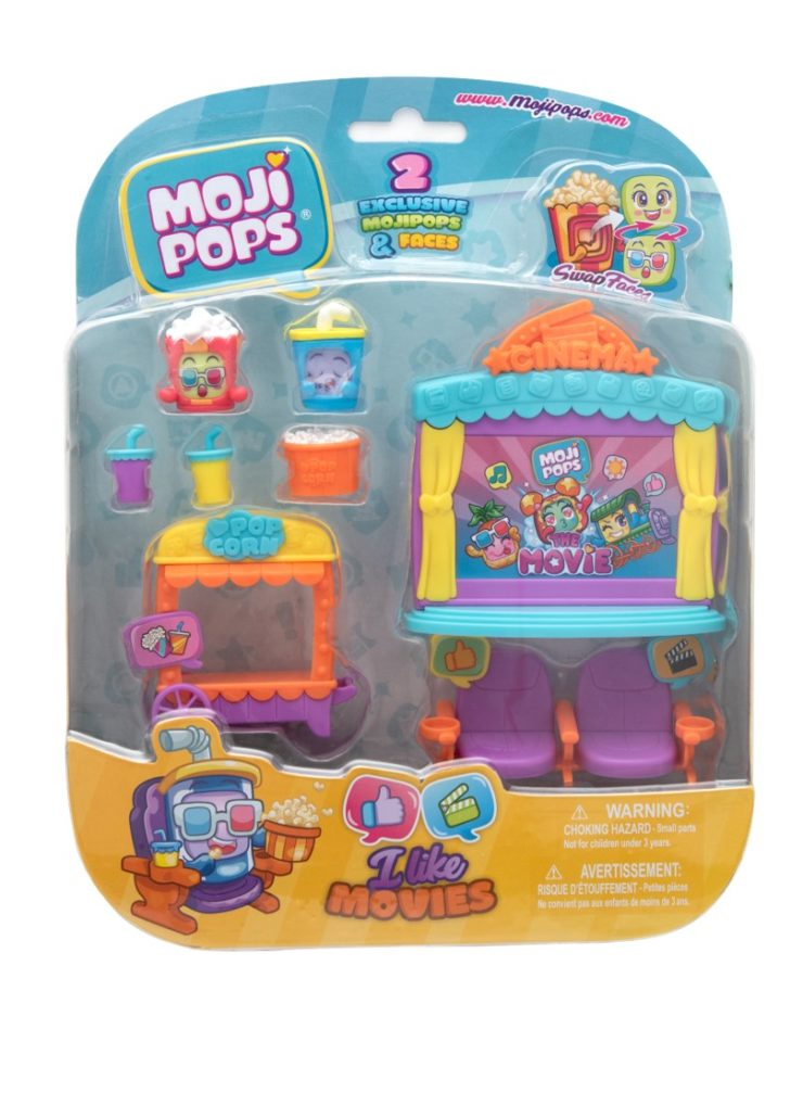 BLISTER MOJI POPS I LIKE MOVIES