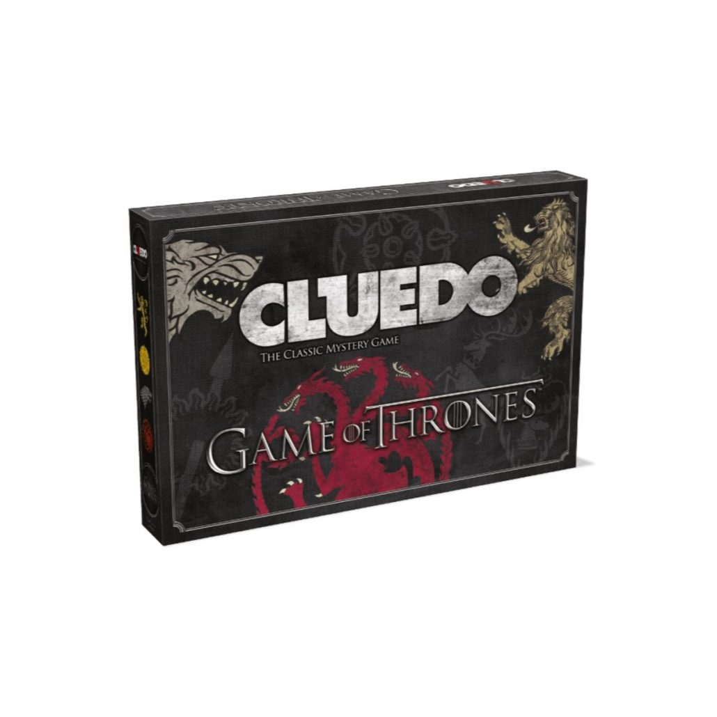 Cluedo Game of Thrones (EN)