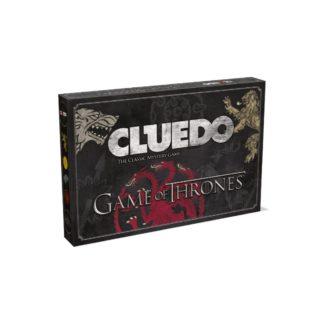 Jogo de Tabuleiro Cluedo Game of Thrones Versão em Inglês