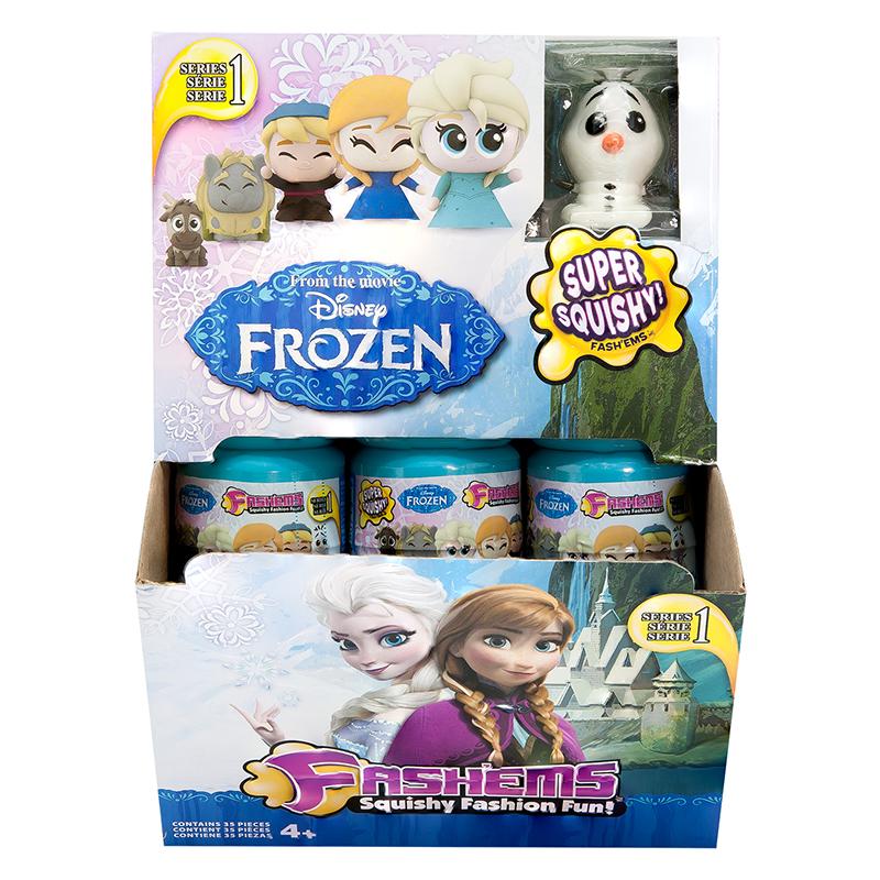 35 Fash'ems Figuras Sortidas Disney Frozen