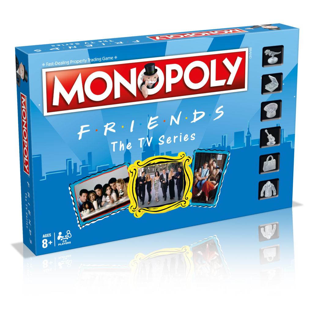 Monopoly Friends (Versão em Português)