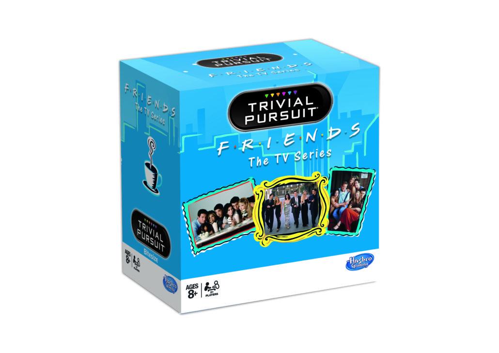 TRIVIAL PURSUIT FRIENDS V.P. BITE
