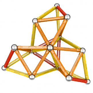 Geomag Classic - COLOR 64 - Model 3