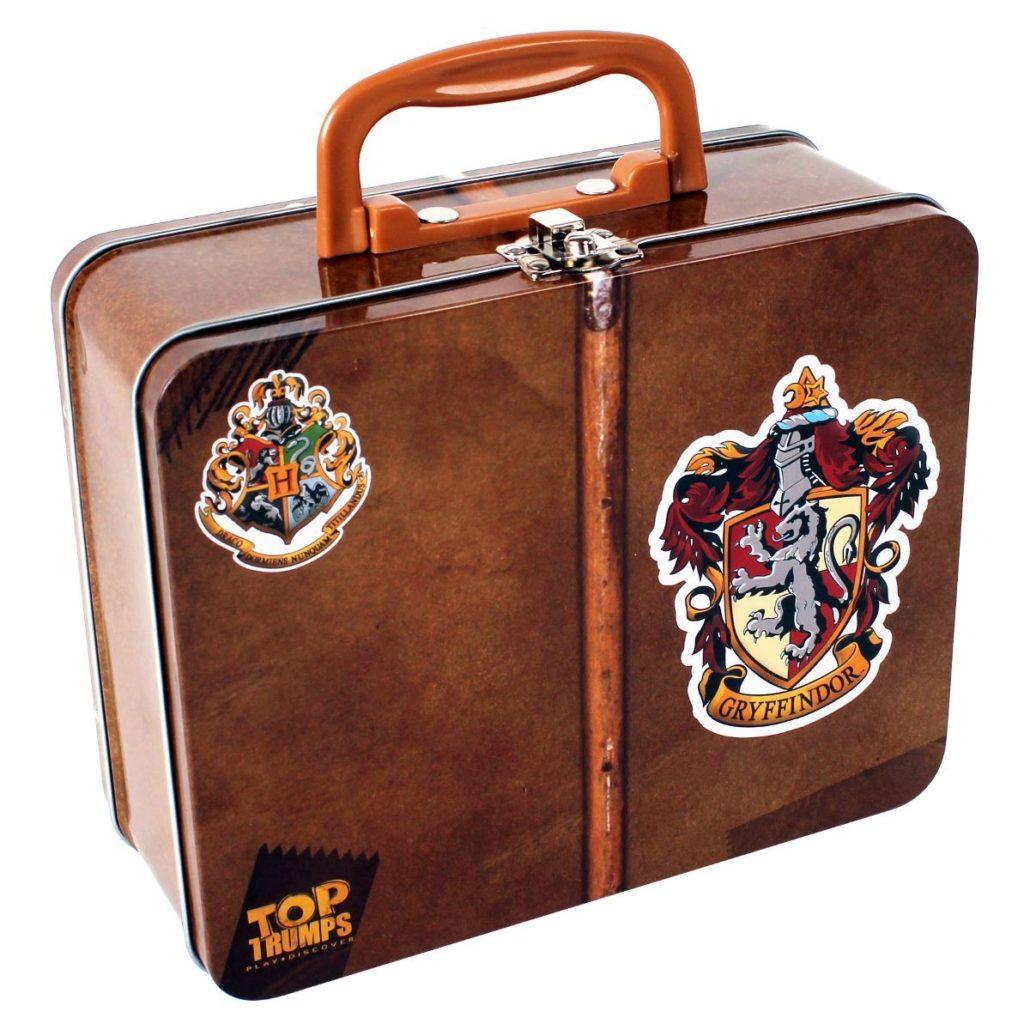 Tin Harry Potter Gryffindor (Versão em Inglês)