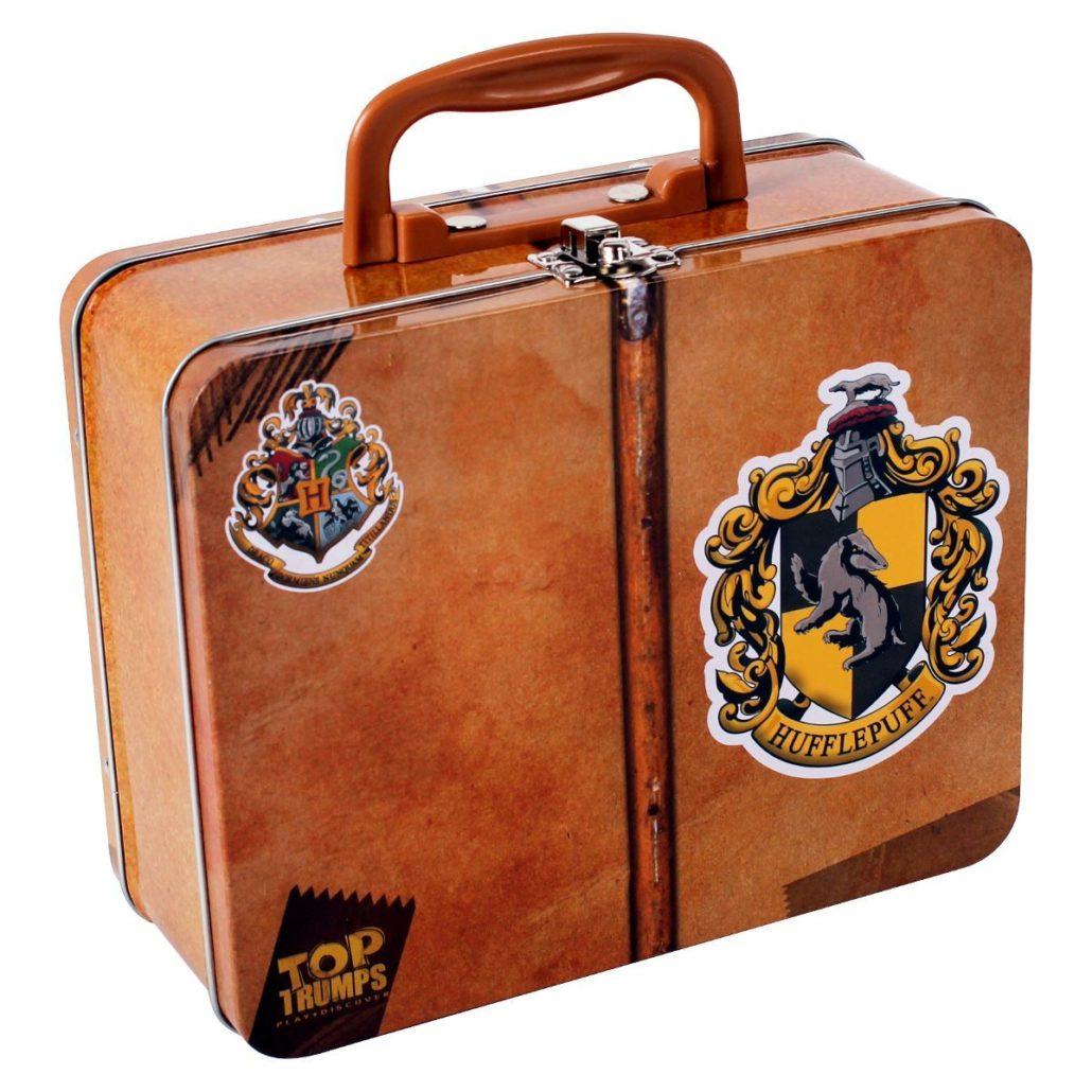 Tin Harry Potter HufflePuff (Versão em Inglês)