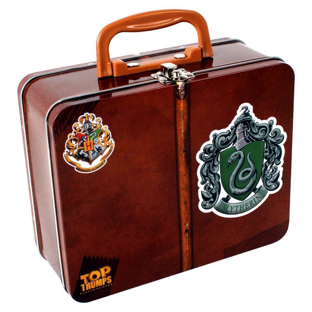 Tin Harry Potter Slytherin (Versão em Inglês)
