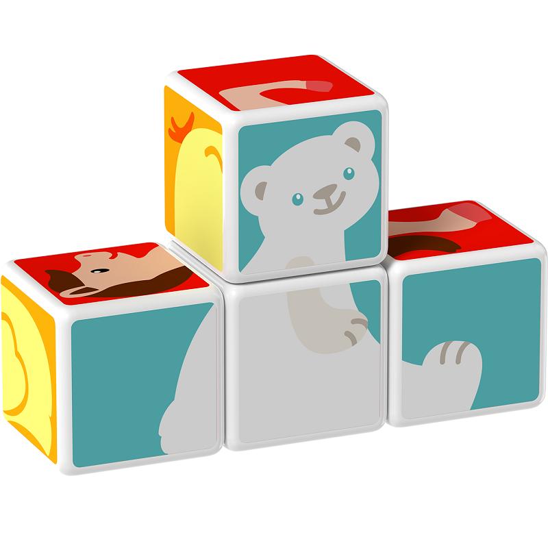 Magicube Geomag - ANIMAL FRIENDS - Model bear
