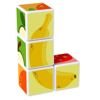 Magicube Geomag - FRUIT - Model banana