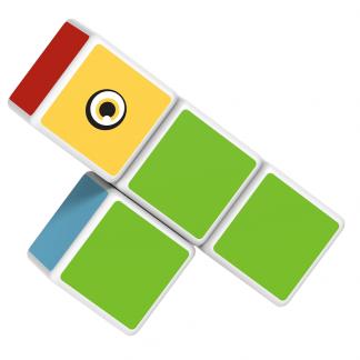 Magicube Geomag - STARTER SET - Model frog