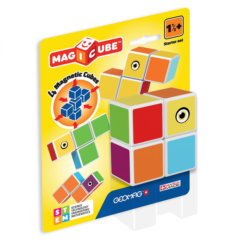 Magicube Geomag - STARTER SET - Packshot (a)