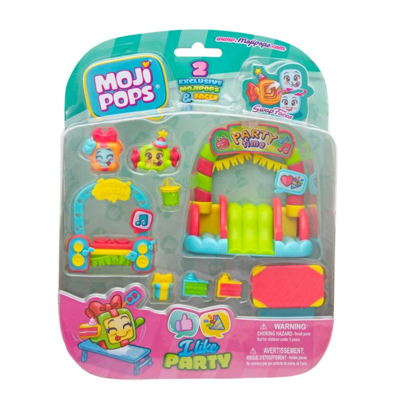 Mojis Party
