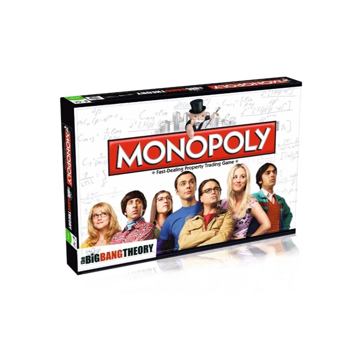 Monopoly The Big Bang Theory (EN)