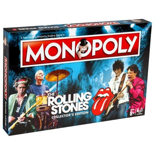 Monopoly Rolling Stones (Versão em Inglês)