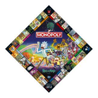 RickAndMorty_Monopoly_Board