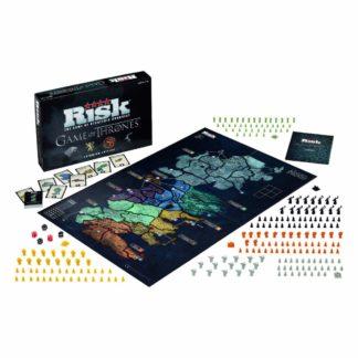 Jogo de Tabuleiro Risk Game of Thrones Edição Batalha Versão em Inglês.
