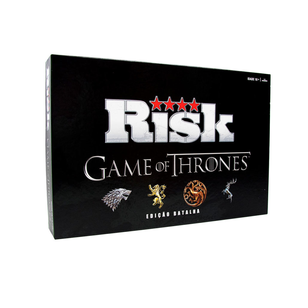 Risk Game of Thrones – Edição Batalha (PT)