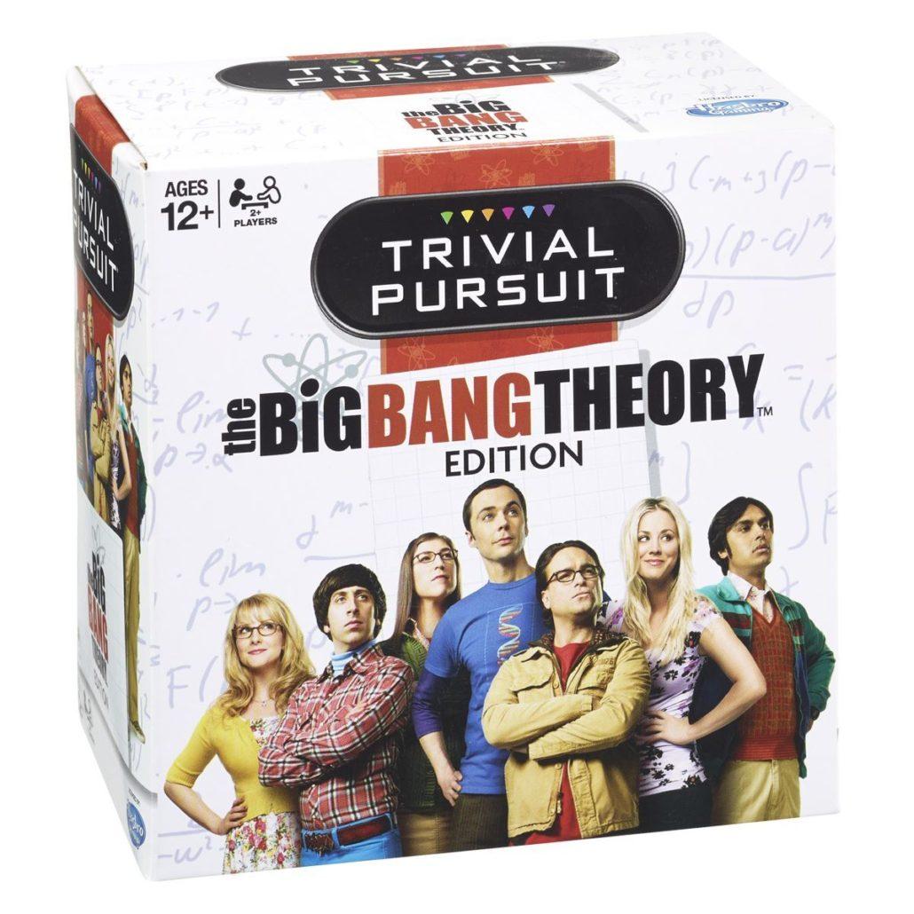 Trivial Pursuit The Big Bang Theory (em Inglês)