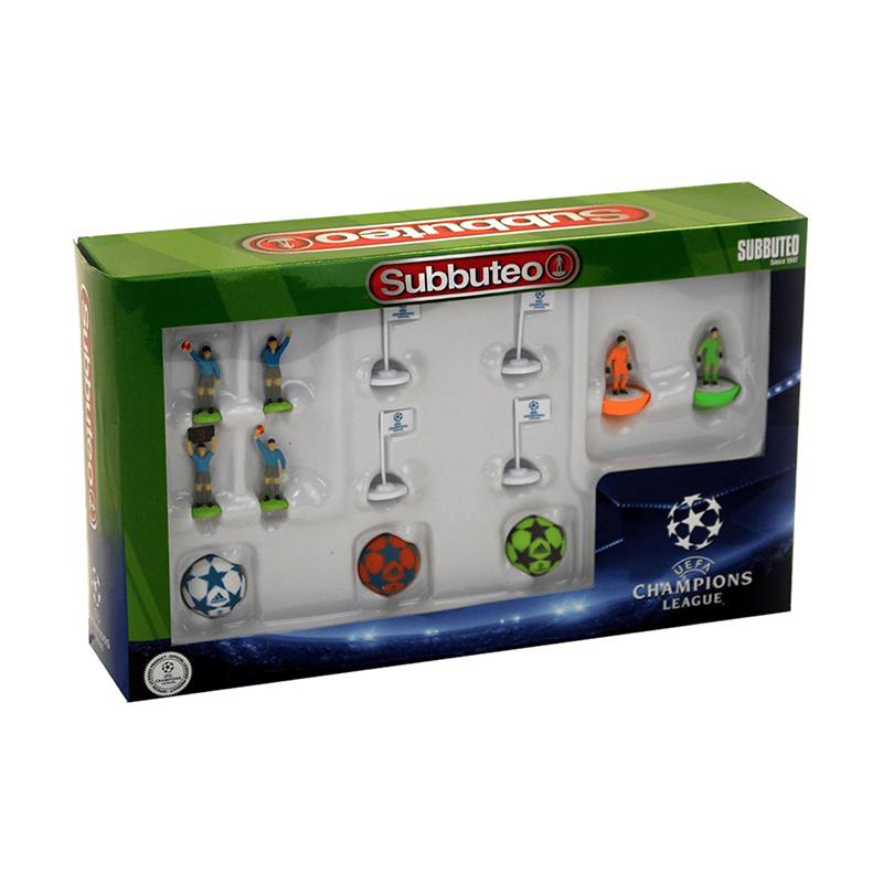 Subbuteo UEFA Champions League – Set Acessórios