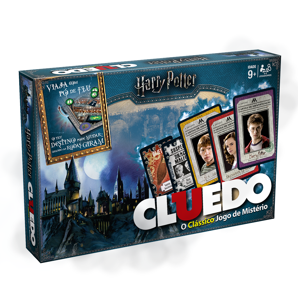 Cluedo Harry Potter (PT)