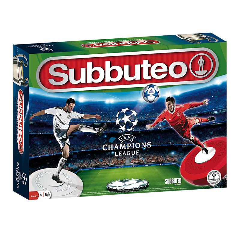 Subbuteo UEFA Champions League – Playset